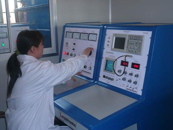 抛丸机配件成分检验