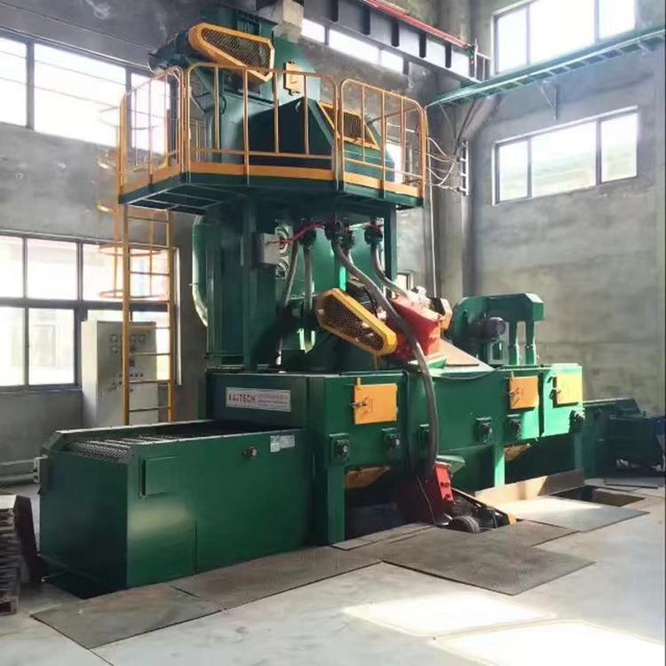 固德机械帮我解决环保问题—上海某金属材料厂孙总