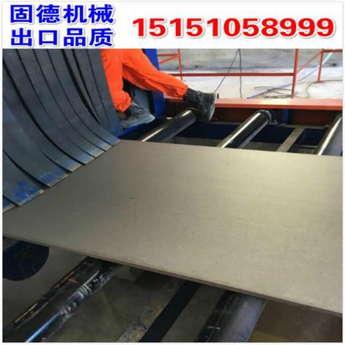 钢板板材下料后表面除锈除氧化皮用什么喷砂抛丸机好?江苏大丰固德制造