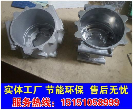 网带式抛丸机厂家国标非标定制,用于铝合金件连续通过式抛丸处理,一头上料一头下料