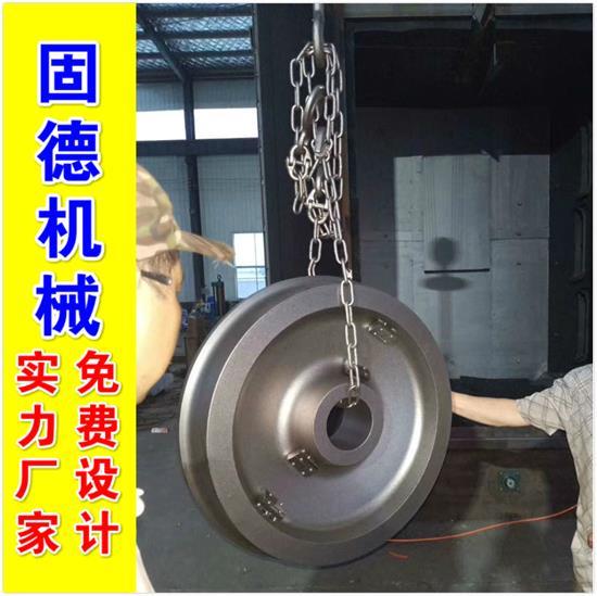 q3740吊钩式抛丸机技术参数,型号,图片,工作原理是什么呢?