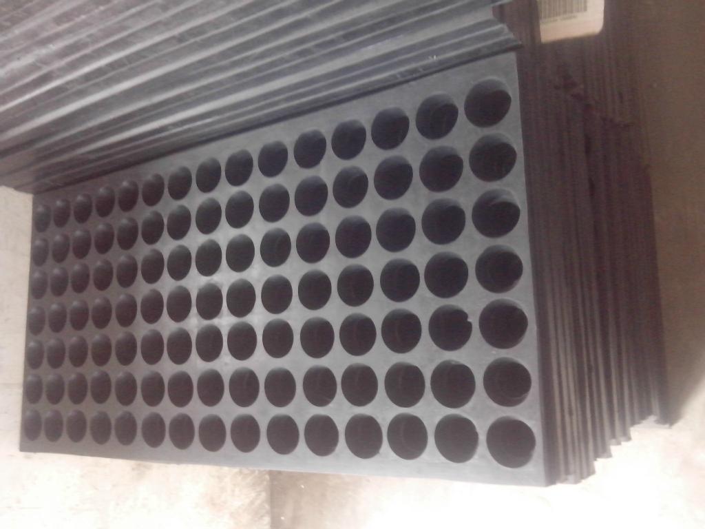 抛丸机耐磨橡胶板