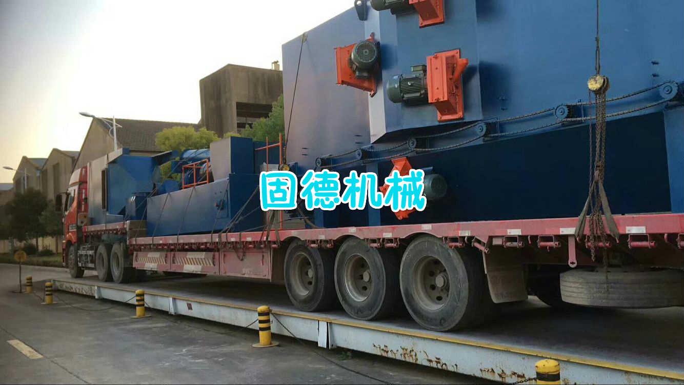 H型钢抛丸机发货浙江衢州